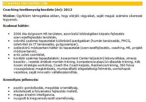 Szakmai információ Kárpáti-Kincses Krisztina, üzleti coach, tréner, szervezetfejlesztő - 540x380 pixel - 75518 byte