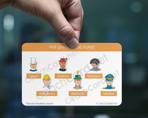 Probléma megoldó gondolkodás a Hat kalap technikával - 720x576 pixel - 89895 byte