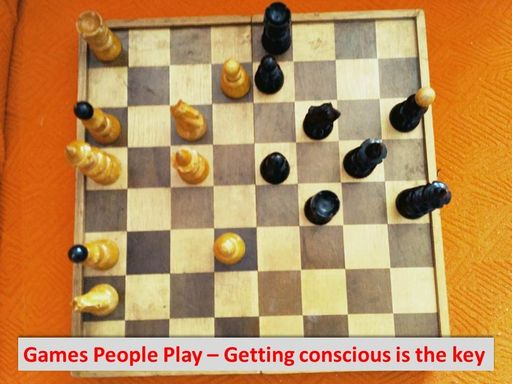 What would be different if you were able to consciously notice games people play around you? - 960x720 pixel - 101706 byte